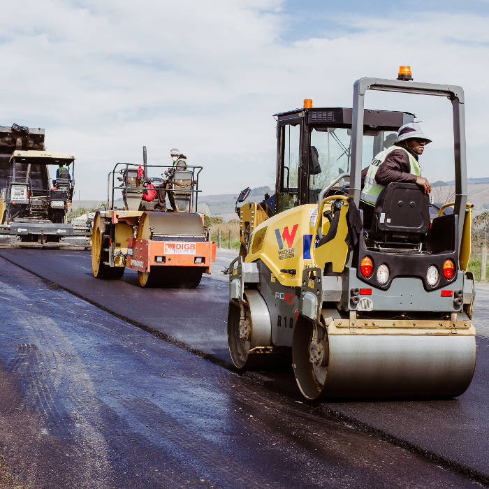 APS Road Surfacing / Asphalt Paving